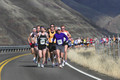 Highlight for Album: Snake River Canyon Half-Marathon 2006