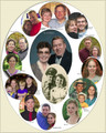 Williams Family Collage