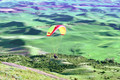 Paragliding from Steptoe Butte, WA